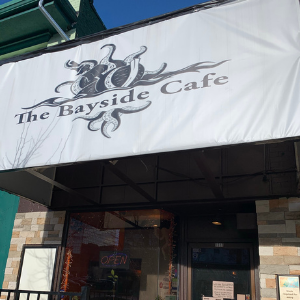 Bayside Cafe in Downtown Everett, WA